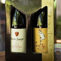 Coffrets cadeaux vins restaurant de l'Alouette