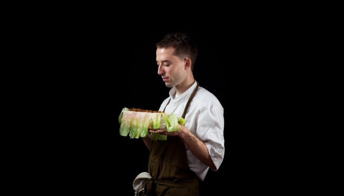Equipe cuisinier restaurant gastronomique Alouette