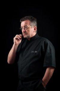 Jean-Claude Marlhins Maître-restaurateur du restaurant gastronomique de l'Alouette