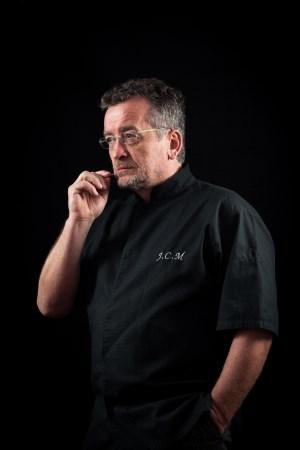 Jean-Claude Marlhins maître restaurateur du restaurant gastronomique L'Alouette